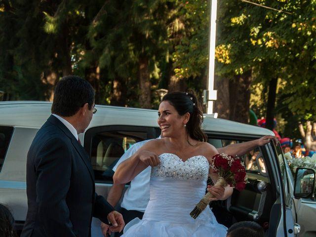 El matrimonio de Marco y Fernanda en Curicó, Curicó 6