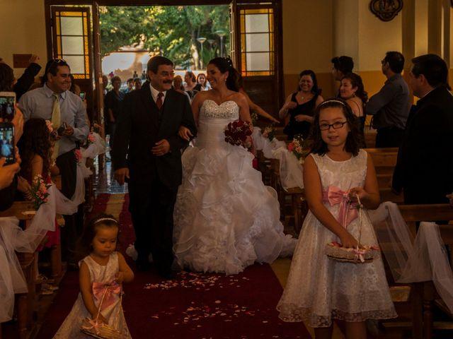 El matrimonio de Marco y Fernanda en Curicó, Curicó 7