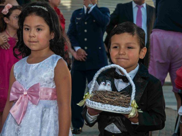 El matrimonio de Marco y Fernanda en Curicó, Curicó 9