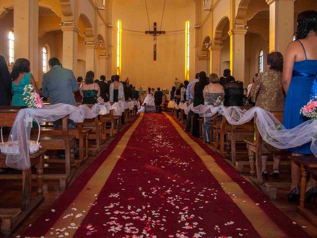 El matrimonio de Marco y Fernanda en Curicó, Curicó 11