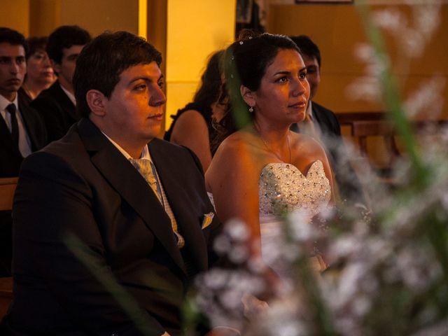 El matrimonio de Marco y Fernanda en Curicó, Curicó 13