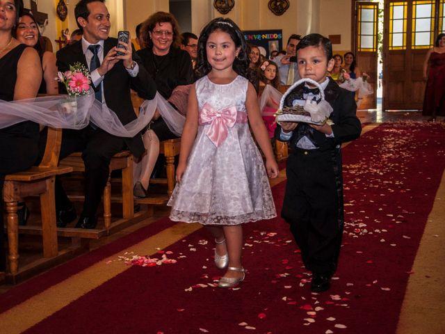 El matrimonio de Marco y Fernanda en Curicó, Curicó 14