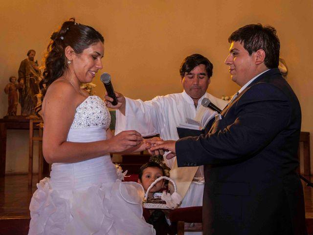 El matrimonio de Marco y Fernanda en Curicó, Curicó 16