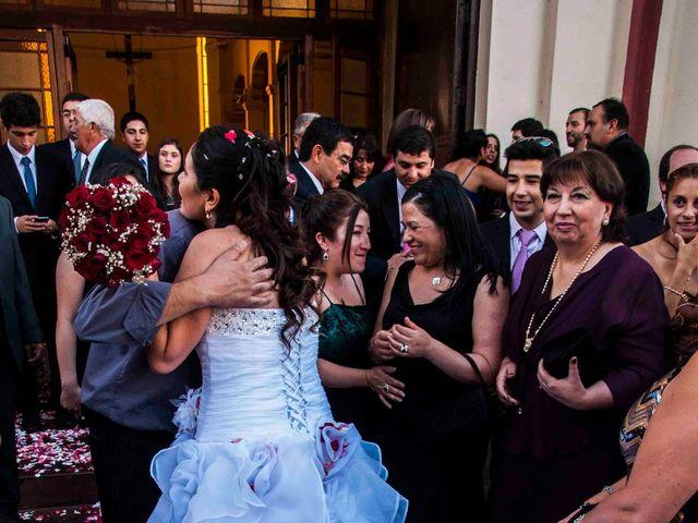 El matrimonio de Marco y Fernanda en Curicó, Curicó 21