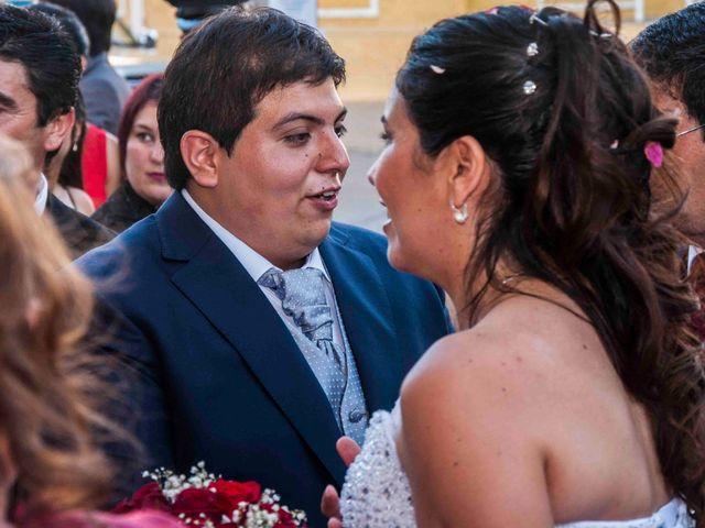 El matrimonio de Marco y Fernanda en Curicó, Curicó 22