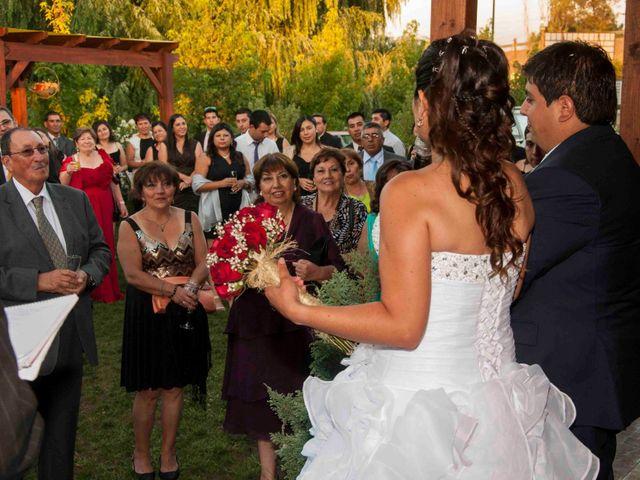 El matrimonio de Marco y Fernanda en Curicó, Curicó 26