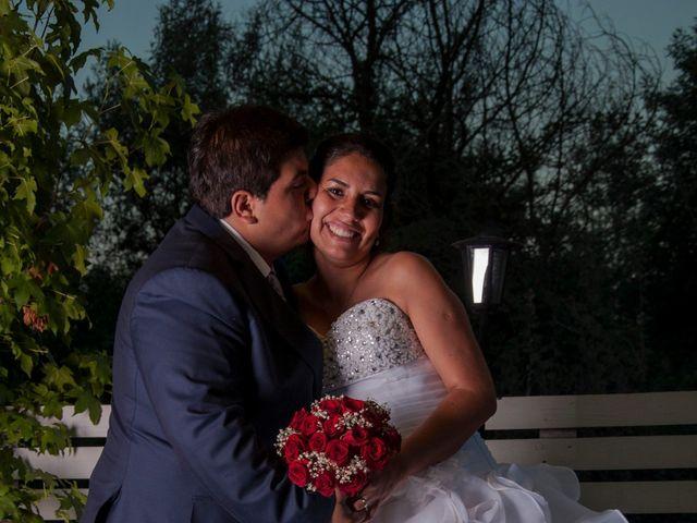 El matrimonio de Marco y Fernanda en Curicó, Curicó 28