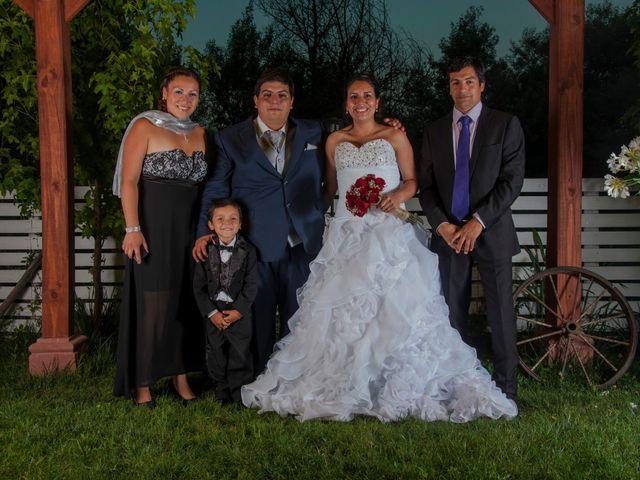 El matrimonio de Marco y Fernanda en Curicó, Curicó 30