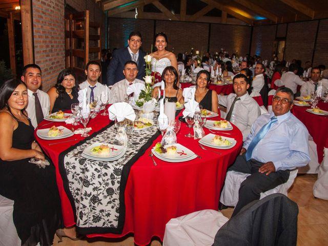El matrimonio de Marco y Fernanda en Curicó, Curicó 35