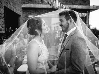 El matrimonio de Francisco y Nicole