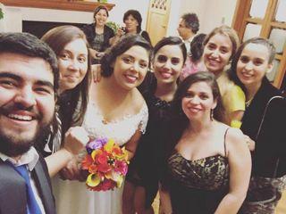 El matrimonio de Cecilia y Agustín 3