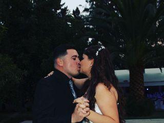 El matrimonio de Karina  y Diego  2