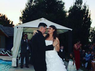 El matrimonio de Karina  y Diego  3
