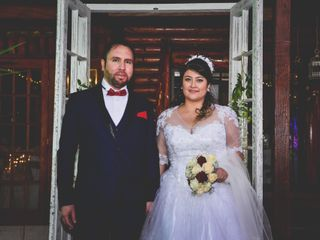 El matrimonio de Yaritza  y Marcelo