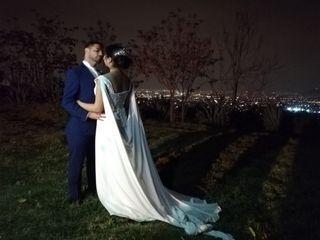 El matrimonio de Katherinne y Jonathan 1