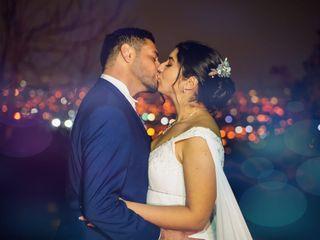 El matrimonio de Katherinne y Jonathan