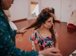 El matrimonio de Daniela y Álvaro 2