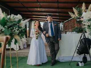 El matrimonio de Ayelen y Romain  1
