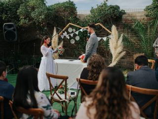 El matrimonio de Ayelen y Romain  2