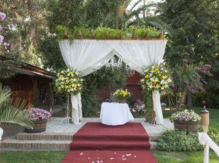 El matrimonio de Mariela y Jose 1