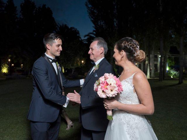 El matrimonio de Fernando y Pía en Paine, Maipo 21