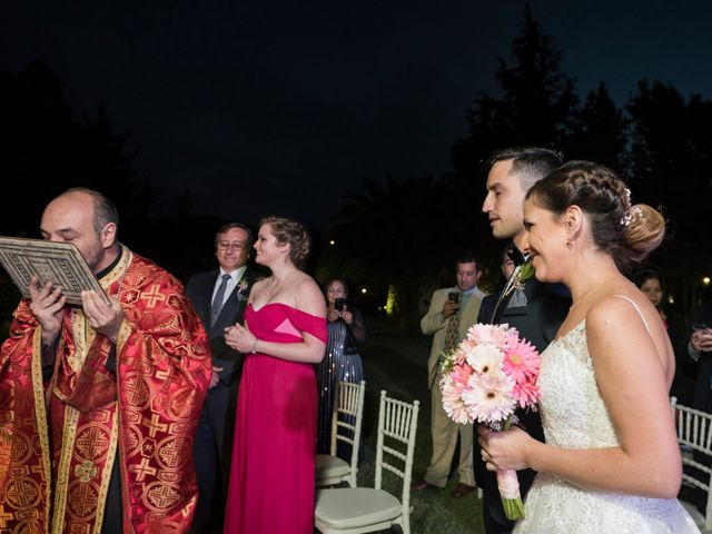 El matrimonio de Fernando y Pía en Paine, Maipo 24