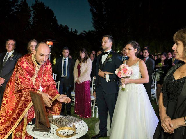 El matrimonio de Fernando y Pía en Paine, Maipo 25