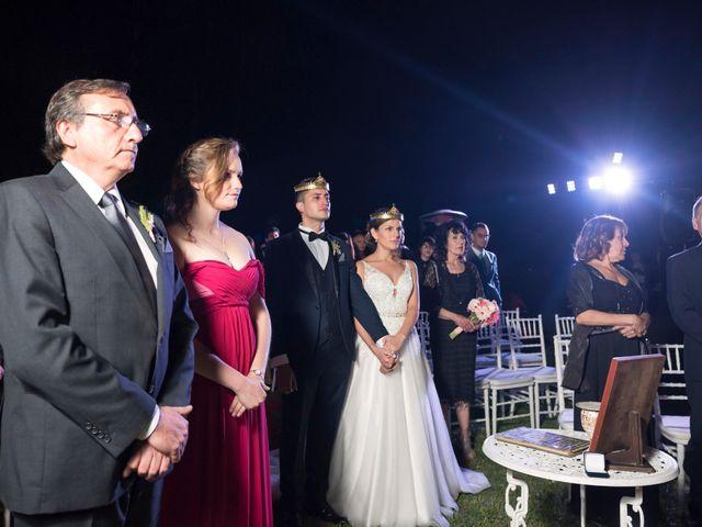 El matrimonio de Fernando y Pía en Paine, Maipo 29
