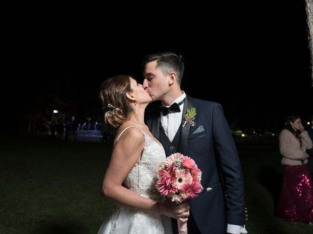El matrimonio de Fernando y Pía en Paine, Maipo 36