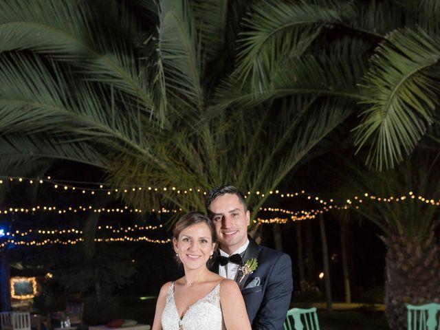 El matrimonio de Fernando y Pía en Paine, Maipo 73