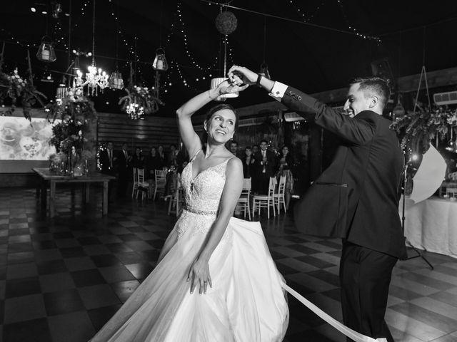 El matrimonio de Fernando y Pía en Paine, Maipo 75