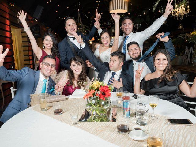 El matrimonio de Fernando y Pía en Paine, Maipo 77