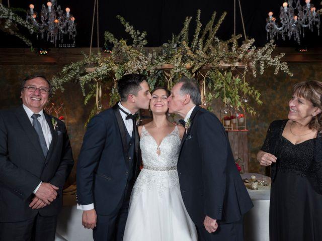 El matrimonio de Fernando y Pía en Paine, Maipo 86
