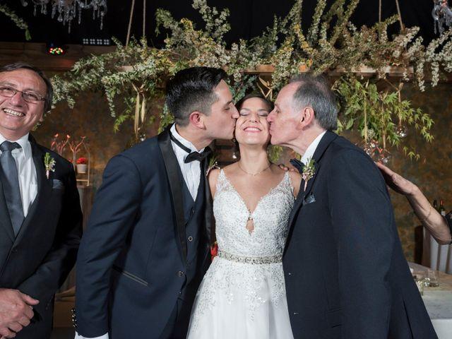 El matrimonio de Fernando y Pía en Paine, Maipo 87