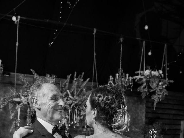 El matrimonio de Fernando y Pía en Paine, Maipo 90