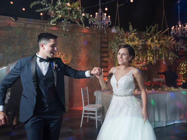El matrimonio de Fernando y Pía en Paine, Maipo 92