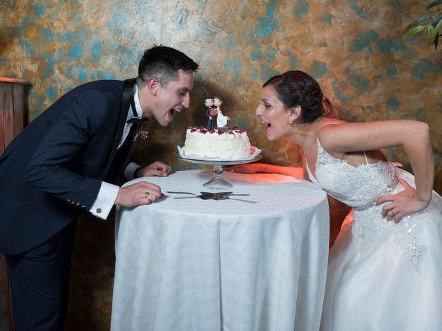 El matrimonio de Fernando y Pía en Paine, Maipo 94
