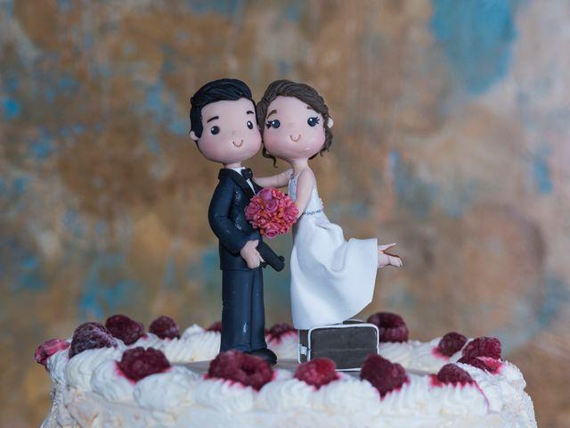 El matrimonio de Fernando y Pía en Paine, Maipo 96