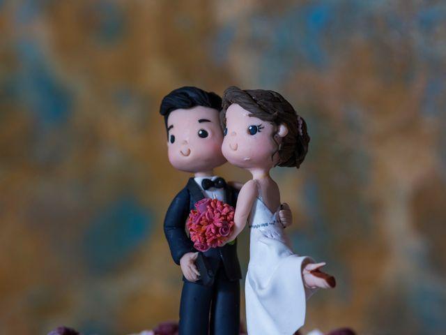 El matrimonio de Fernando y Pía en Paine, Maipo 97