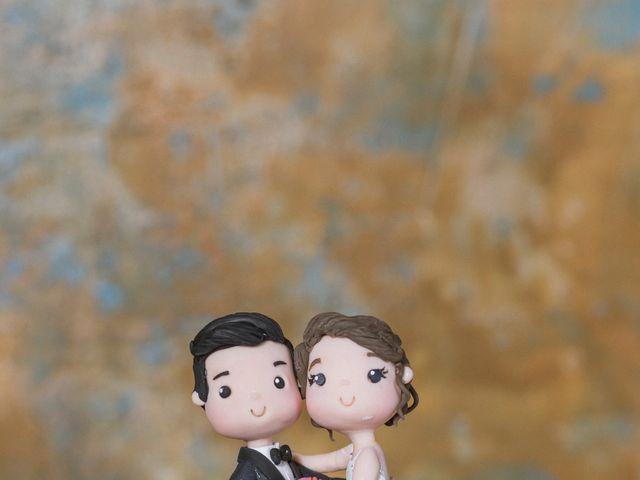 El matrimonio de Fernando y Pía en Paine, Maipo 98