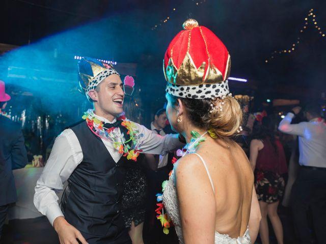 El matrimonio de Fernando y Pía en Paine, Maipo 115