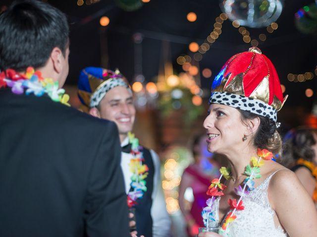 El matrimonio de Fernando y Pía en Paine, Maipo 149