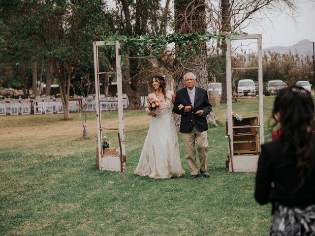 El matrimonio de Álvaro y Daniela en Padre Hurtado, Talagante 14