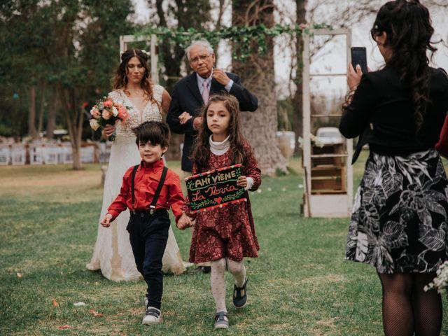 El matrimonio de Álvaro y Daniela en Padre Hurtado, Talagante 15