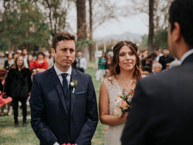 El matrimonio de Álvaro y Daniela en Padre Hurtado, Talagante 17