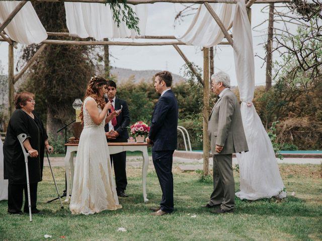 El matrimonio de Álvaro y Daniela en Padre Hurtado, Talagante 19