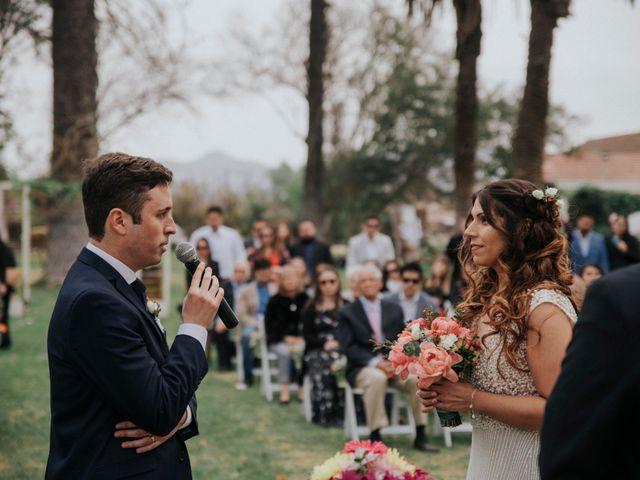 El matrimonio de Álvaro y Daniela en Padre Hurtado, Talagante 21