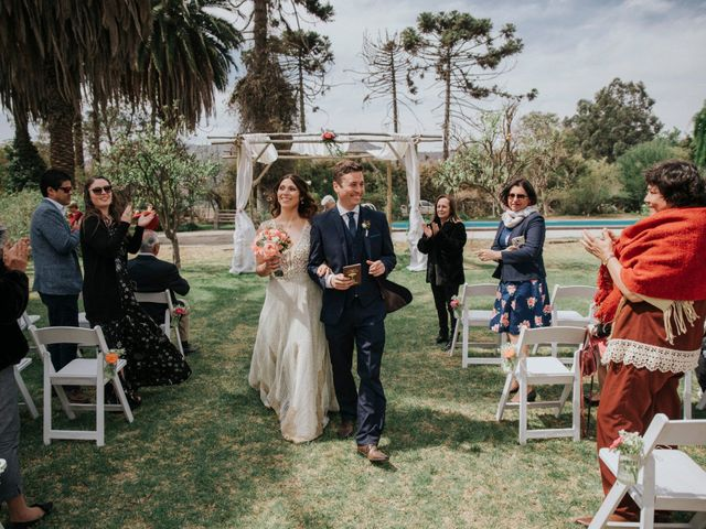 El matrimonio de Álvaro y Daniela en Padre Hurtado, Talagante 22
