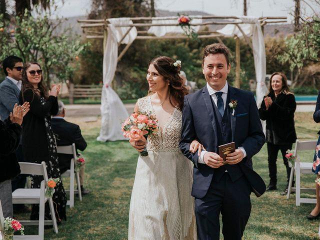 El matrimonio de Álvaro y Daniela en Padre Hurtado, Talagante 23