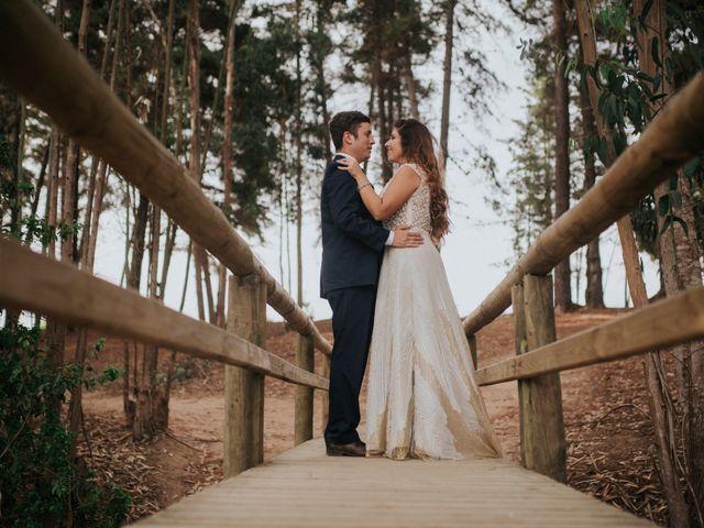 El matrimonio de Álvaro y Daniela en Padre Hurtado, Talagante 28